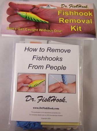 Fishhook Removal Kit