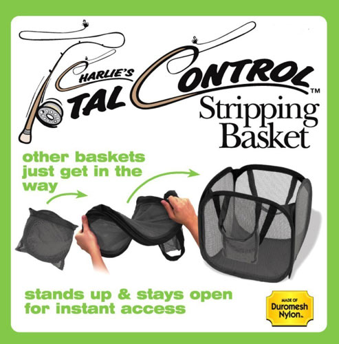 Total control strippingbasket